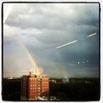 OMG Double Rainbow