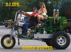 dj.inc. - deere hunter